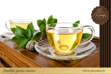 Green tea — a source of power and energy
